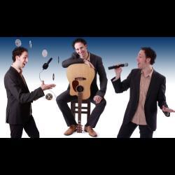 the musicman / Der DJ mit der Gitarre