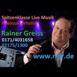 Alleinunterhalter/Musik Entertainer