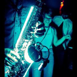 Saxophonist Party Hamburg
