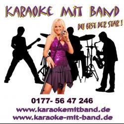 Karaoke Mit Band - Du bist der Star!