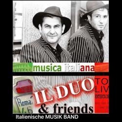 Italienische Musikband