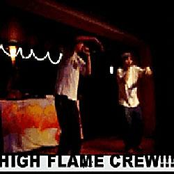high flame crew