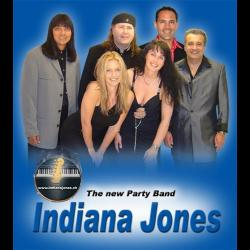 Indiana Jones The new Party Band