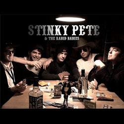 Stinky Pete and the rabid babies