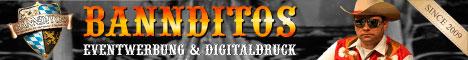 BANNDITOS - Die Spezialisten für Banner- und Eventwerbung auf track4.de