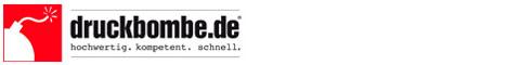 Online-Druckservice, Internet-Druckerei druckBOMBE.de auf track4.de