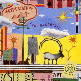 "Paul McCartney kündigt neues Album ""EGYPT STATION"" an"