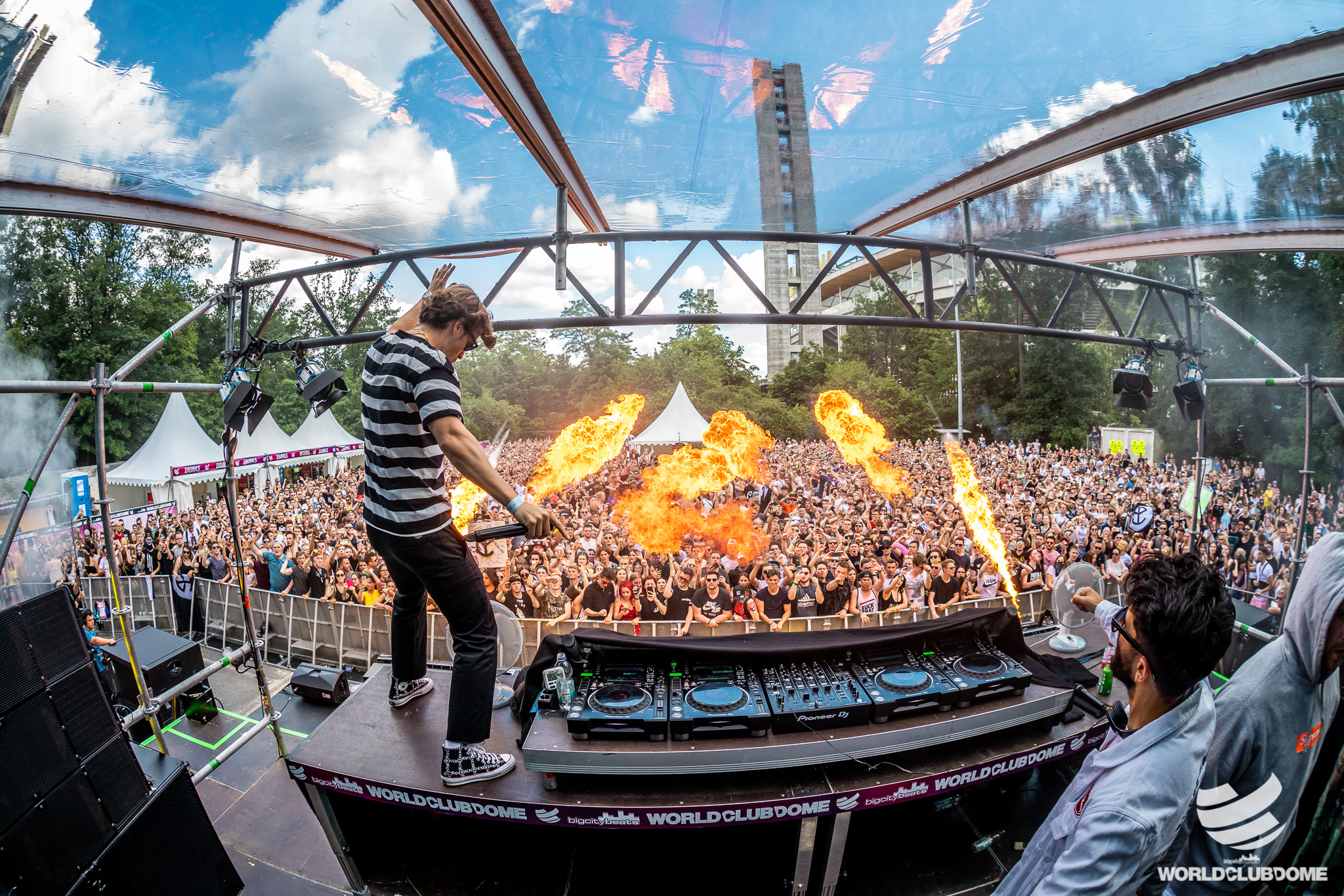 BigCityBeats WORLD CLUB DOME 2019: The New Outdoor Mainstage