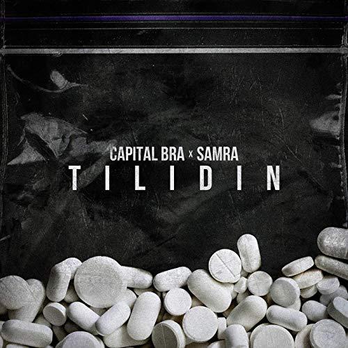 """Capital Bra & Samra brechen mit """"Tilidin"""" den Streaming-Rekord! Platz 1 in den Offiziellen Deutschen Single-Charts"""
