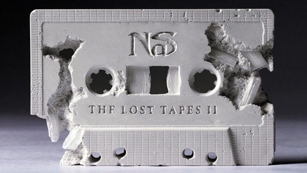 """NAS kündigt """"THE LOST TAPES 2"""" an! Die Fortsetzung seines Kult-Compilation erscheint am 19. Juli"""