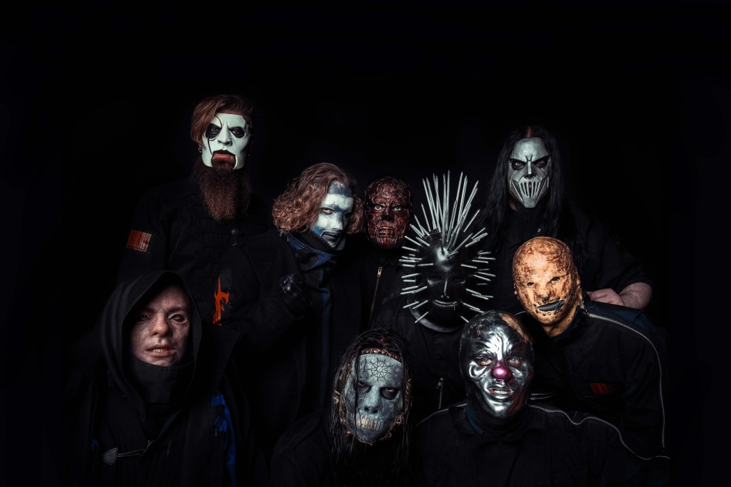 Slipknot geben Städte für ihre Europatournee 2020 bekannt