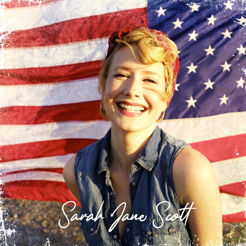 Sarah Jane Scott`s neues, gleichnamiges Album erscheint am 02. August