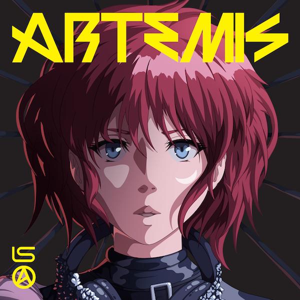 """LINDSEY STIRLING Album """"Artemis"""" erschienen"""