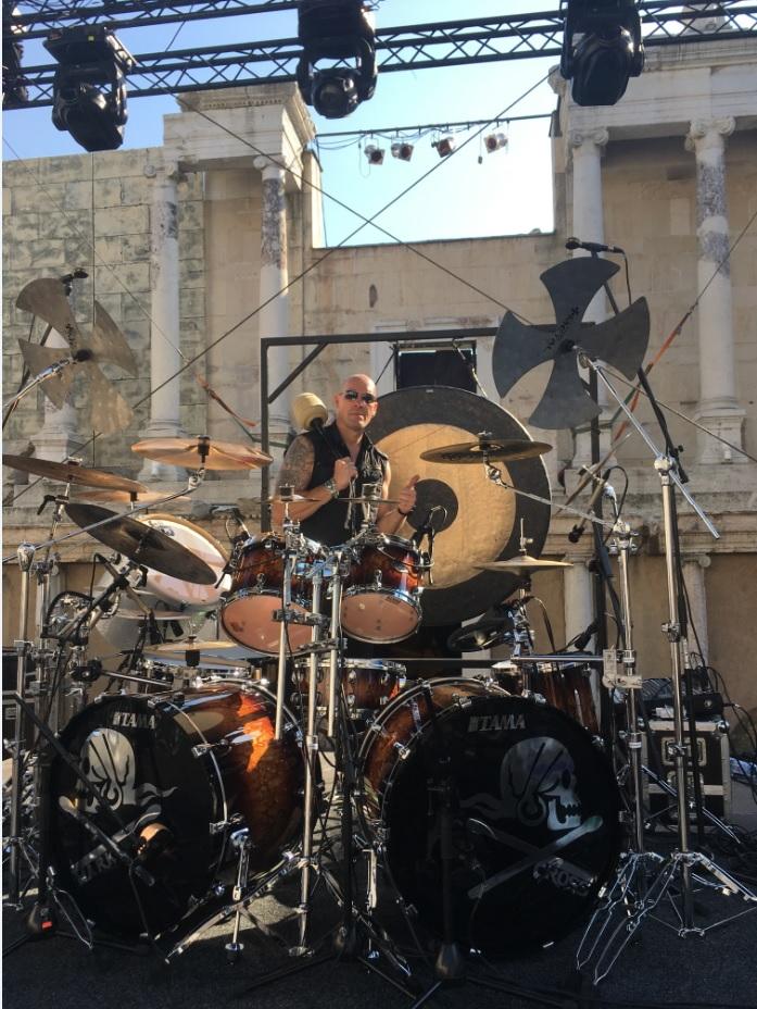 Ausnahme-Drummer MARK CROSS kündigt neues Projekt an!