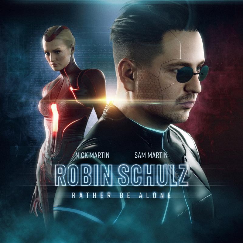 "Robin Schulz x Toni Garrn Staralarm im Musikvideo zu ""Rather Be Alone"""