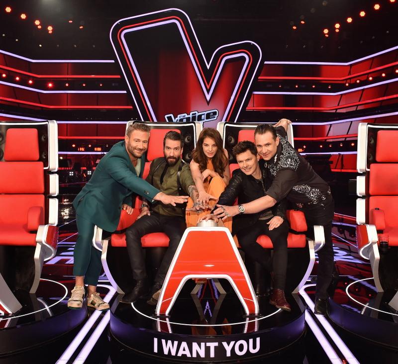 """The BossHoss und Sasha wieder im Jury-Sessel von """"The Voice Senior"""" auf SAT.1 ab dem 24. November"""