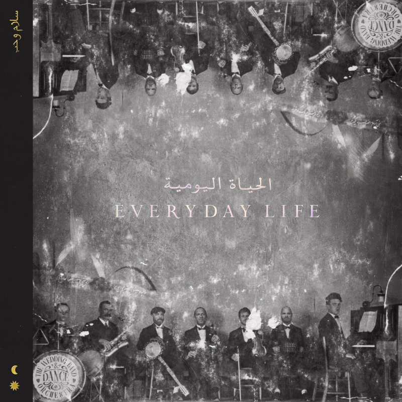 "COLDPLAY präsentierten ihre neue Single ""Everyday Life"""