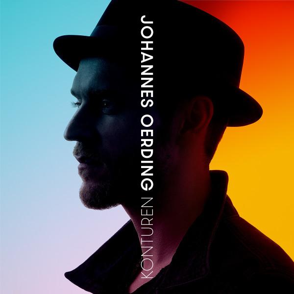 """Johannes Oerding mit """"Konturen"""" auf Platz eins der Offiziellen Deutschen Albumcharts! +++"""