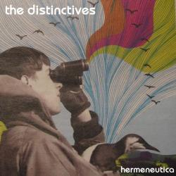 "Cover der CD ""hermeneutica""; der Band ""The Distinctives"""