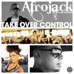 """Cover der CD """"Take over Control""""; der Band """"Afrojack feat Eva Simons"""""""