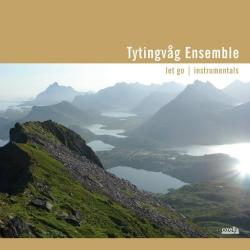 """Cover der CD """"Let Go Instrumentals""""; der Band """"Tytingvåg Ensemble"""""""
