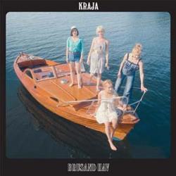 """Cover der CD """"Brusand Hav""""; der Band """"Kraja"""""""