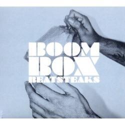 """Cover der CD """"Boombox""""; der Band """"Beatsteaks"""""""