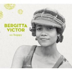 "Cover der CD ""So Happy""; der Band ""Victor Bergitta"""