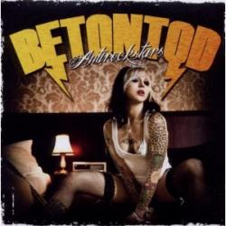 "Cover der CD ""Antirockstars""; der Band ""Betontod"""