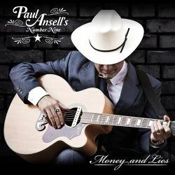 """Cover der CD """"Money And Lies""""; der Band """"Paul Ansell"""