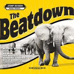 """Cover der CD """"Walkin´proud""""; der Band """"The Beatdown"""""""