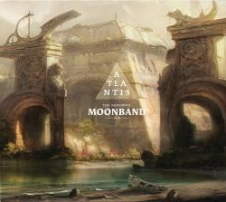 "Cover der CD ""Atlantis""; der Band ""The Moonband"""