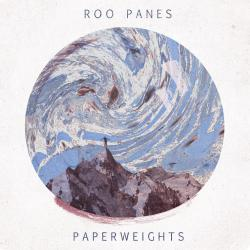 "Cover der CD ""Paperweight""; der Band ""Roo Panes"""