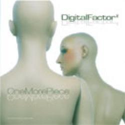 "Cover der CD ""One More Piece""; der Band ""Digital Factor"""