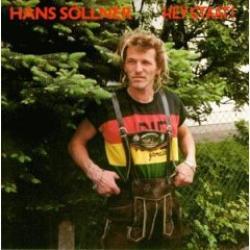 """Cover der CD """"Hey Staat""""; der Band """"Hans Söllner"""""""