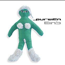 """Cover der CD """"Eins""""; der Band """"PURWIEN"""""""
