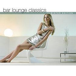 "Cover der CD ""Bar Lounge Classic Winter Edition""; der Band ""Various"""