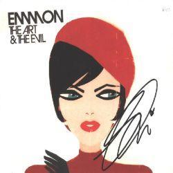 "Cover der CD ""The Art & the Evil""; der Band ""Emmon"""