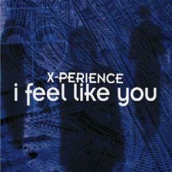 """Cover der CD """"I Feel Like You""""; der Band """"X-Perience"""""""