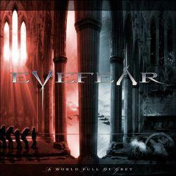 "Cover der CD ""A World Full of Grey""; der Band ""Eyefear"""