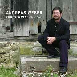 "Cover der CD ""Fortiter in Re""; der Band ""Andreas Weber"""
