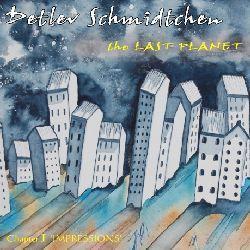 """Cover der CD """"the last planet""""; der Band """"Detlev Schmidtchen"""""""
