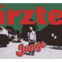 """Cover der CD """"Junge (Maxi-CD)""""; der Band """"Die Ärzte"""""""