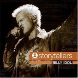 "Cover der CD ""Vh1 Storytellers""; der Band ""Billy Idol"""