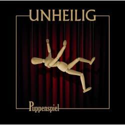 "Cover der CD ""Puppenspiel""; der Band ""Unheilig"""