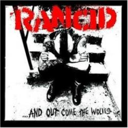 "Cover der CD ""...and out come the wolves""; der Band ""Rancid"""