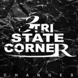 """Cover der CD """"Changes""""; der Band """"3Tri State Corner"""""""