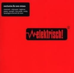 "Cover der CD ""Elektrisch! Vol.3""; der Band ""Various"""