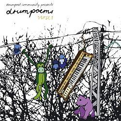 "Cover der CD ""Drumpoems Verse 1""; der Band ""Various"""