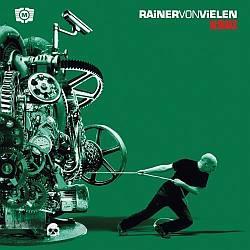 """Cover der CD """"Kauz""""; der Band """"Rainer Von Vielen"""""""